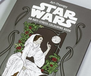 Star Wars Anti-Stress Coloring Book