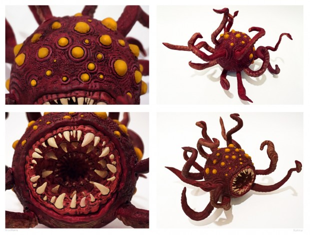 star_wars_rathtar_figure_by_brad_harris_3