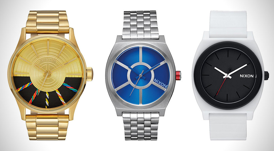 Nixon Star Wars Watches