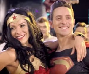 Superlove: Batman vs. Superman