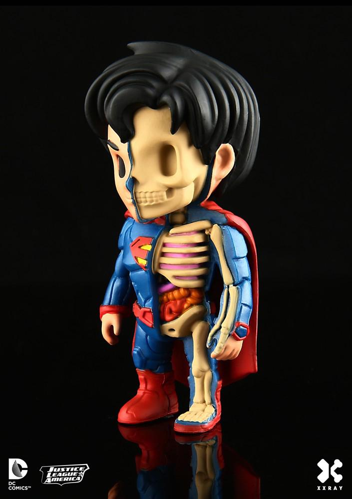 Jason Freeny XXRAY Justice League Figures