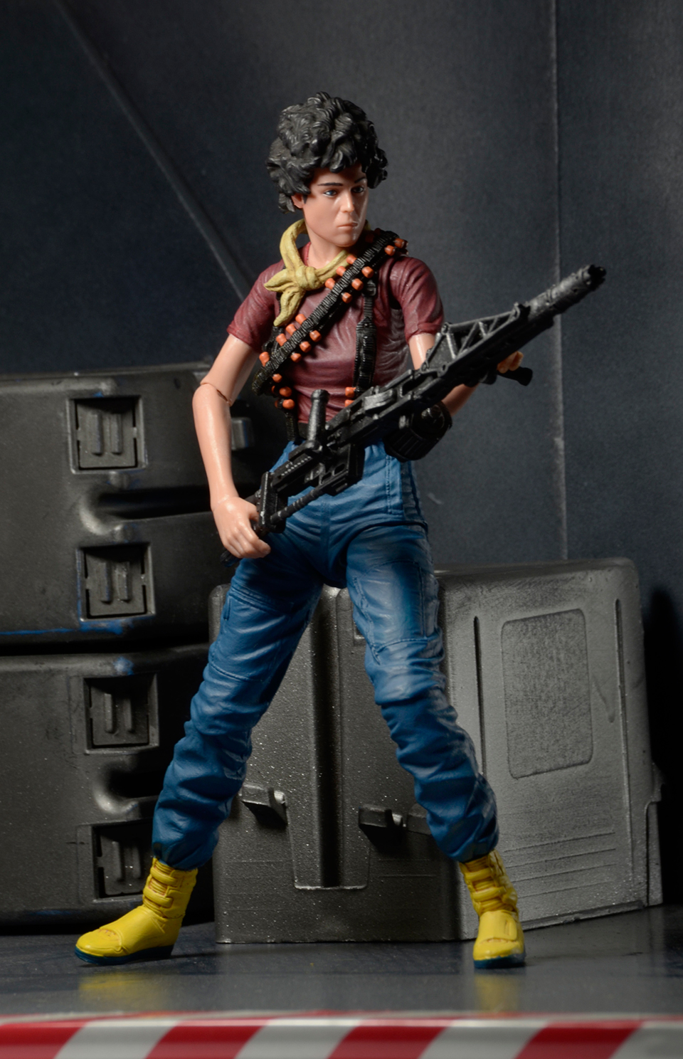NECA Alien Day Kenner Tribute Ripley Action Figure