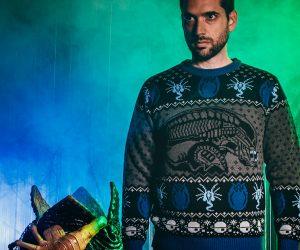 Alien Knit Sweater