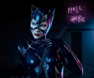 Sideshow Batman Returns Catwoman Premium Format Figure