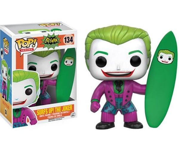 Funko POP! Heroes: DC Surf Batman and Joker