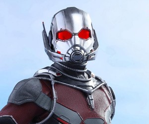 Hot Toys Civil War Ant-Man Sixth Scale Action Figure