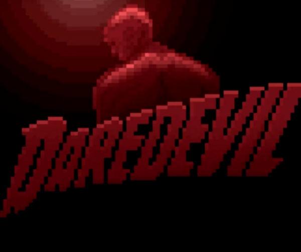 Daredevil: 8-Bit Opening Credits