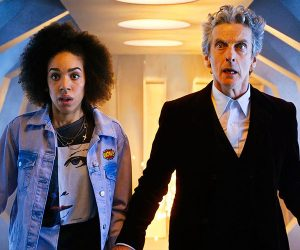 "Doctor Who's New Companion: Pearl Mackie as ""Bill"""