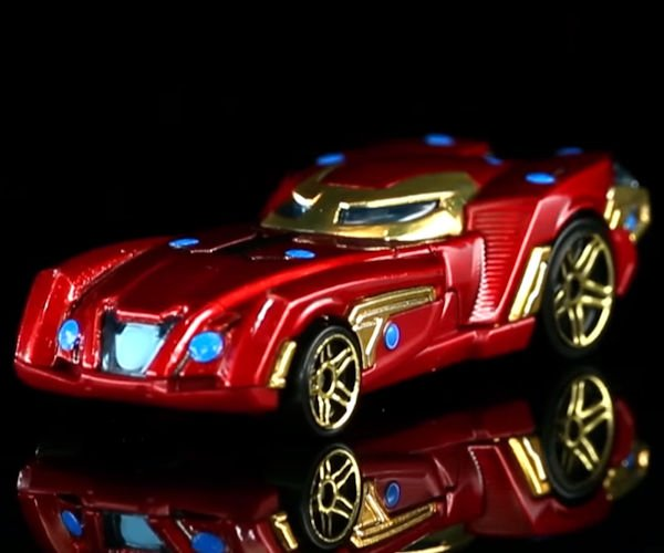 Hot Wheels Marvel Avengers Cars