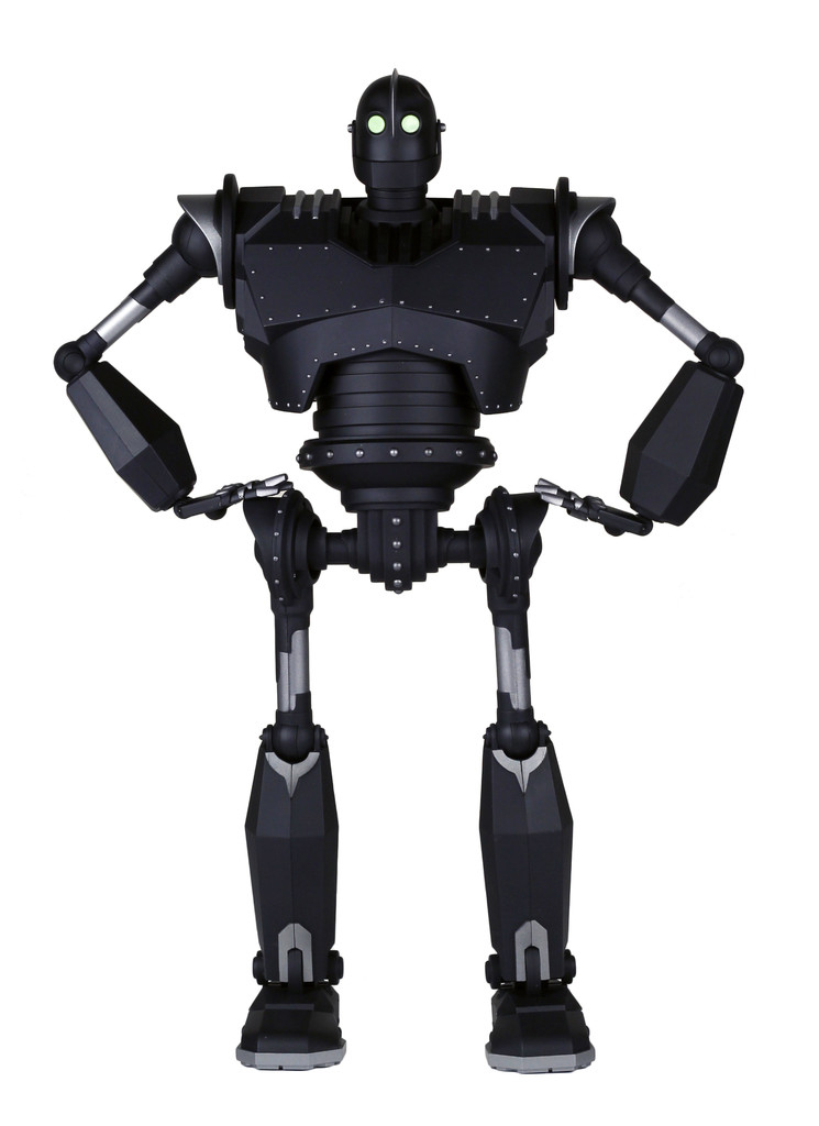 Mondo Iron Giant Shadow Variant Action Figure