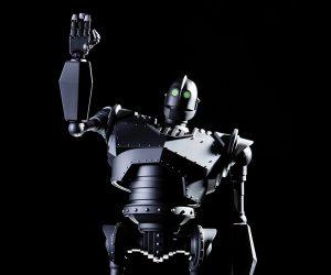Mondo Iron Giant Shadow Variant Action Figure