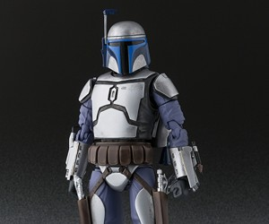 SH Figuarts Attack of the Clones Jango Fett Action Figure