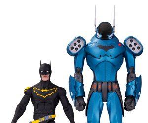 DC Greg Capullo Jim Gordon Batman Two-Pack