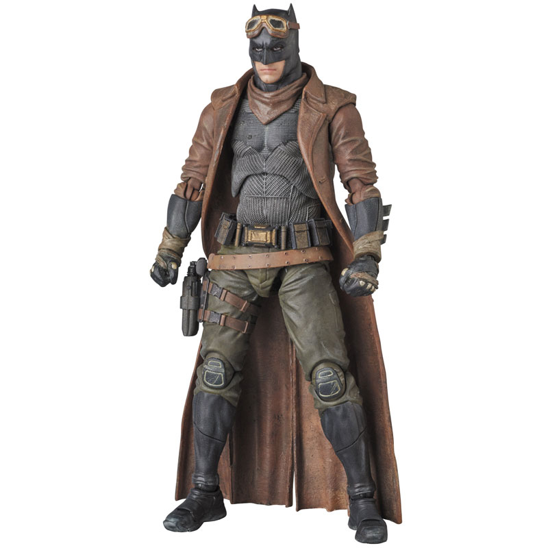 Medicom MAFEX BvS Knightmare Batman Action Figure
