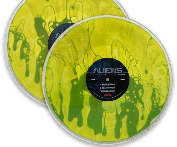 Mondo Prometheus & Aliens 2XLP