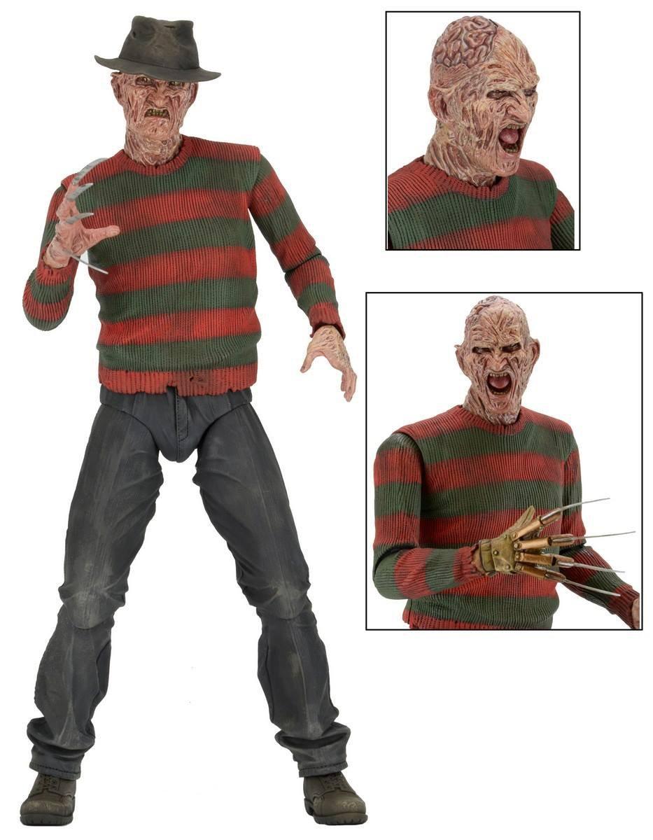 NECA A Nightmare on Elm Street 2 Freddy Krueger 1/4 Scale Action Figure