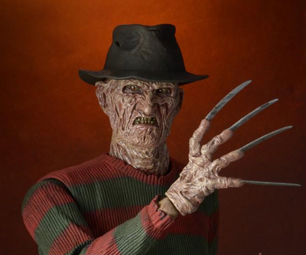 NECA A Nightmare on Elm Street 2 Freddy Krueger 1/4 Scale Action Figure