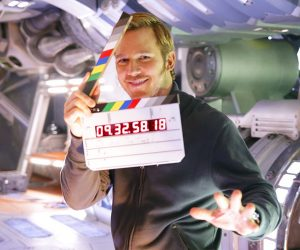 Tour the Guardians of the Galaxy 2 Set with Chris Pratt