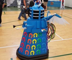 Rainbow Dash Dalek: Friendship is Extermination