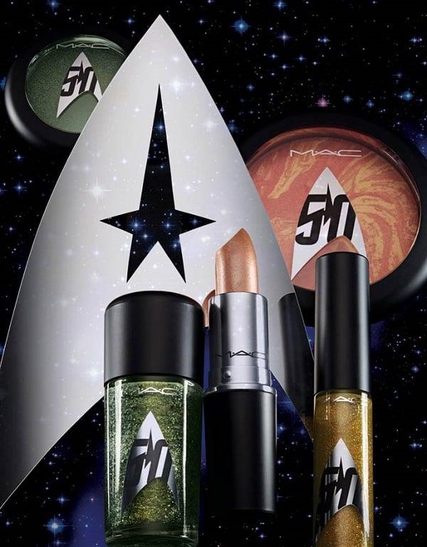 MAC Cosmetics Releasing Star Trek Makeup Line