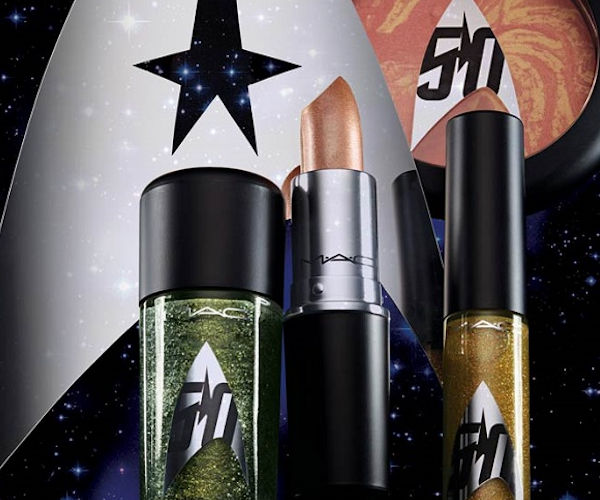 MAC Cosmetics Releasing Star Trek Makeup Line