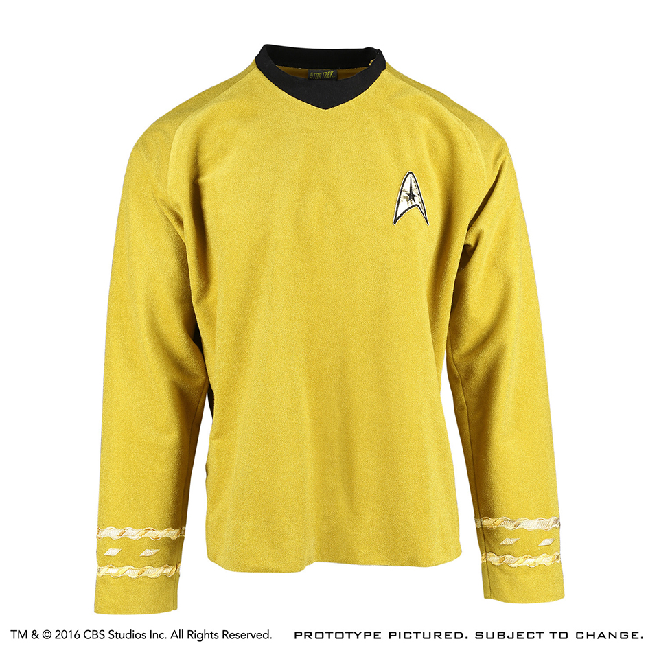 Anovos Star Trek: The Original Series Velour Line