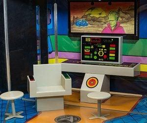 Star Trek Original Series Mego Play Set Replica