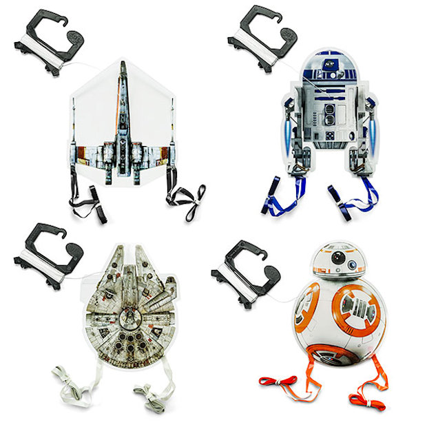 Go Fly a Star Wars Micro Kite