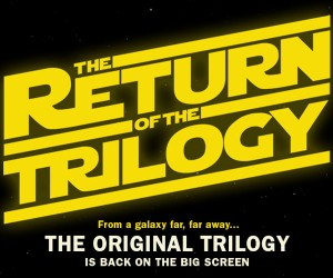 The Original Star Wars Trilogy Coming Back to Theaters