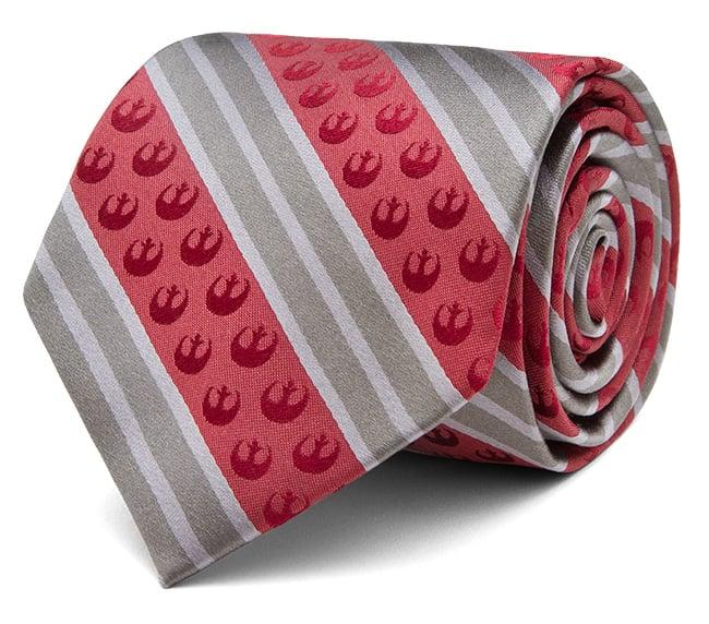 Star Wars Rebel Striped Tie