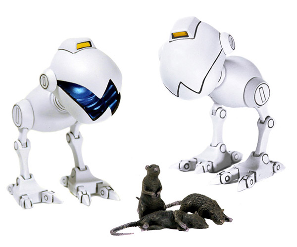 Mondo TMNT Mouser 6th Scale 2 Pack