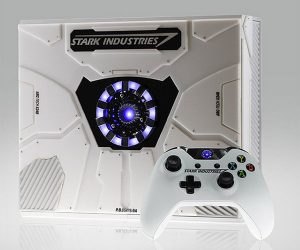Microsoft Giving Away Stark Industries Xbox Ones