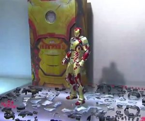 A Look at the Hong Kong Action Figure Industry