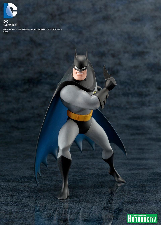 Kotobukiya Batman Animated ARTFX+ Statue
