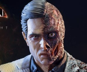 Prime 1 Batman: Arkham Knight Two-Face Statue