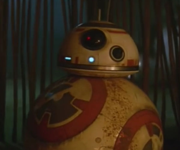 BB-8's Sounds Replaced with Windows XP Sounds