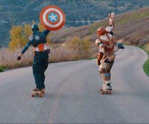 Captain America: Civil Boards
