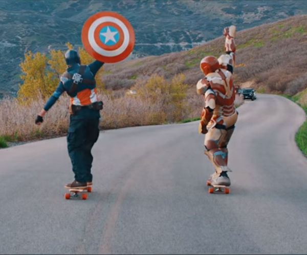 Captain America: Civil Boards