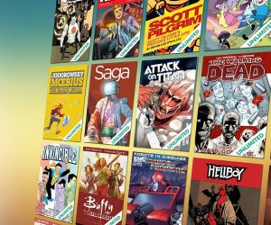ComiXology Unlimited Digital Comic Book Subscription Service