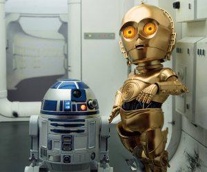 Beast Kingdom Egg Attack Star Wars V R2-D2 & C-3PO
