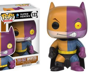 Funko Pop! Batman & Batgirl Impopsters