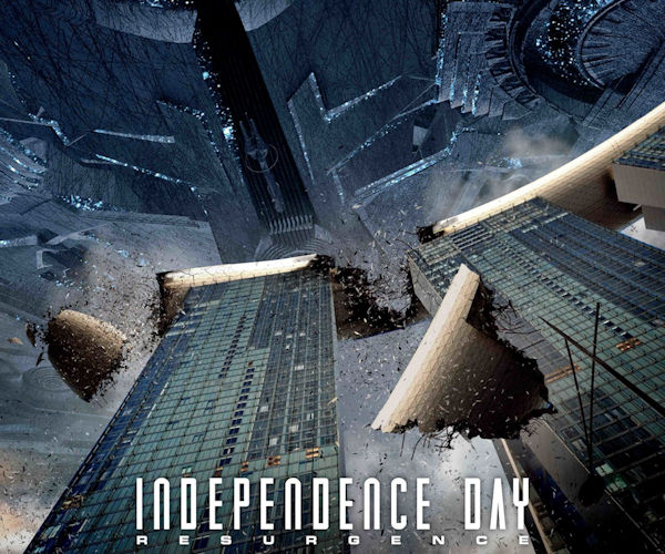 Independence Day: Resurgence Kisses Famous Landmarks Goodbye