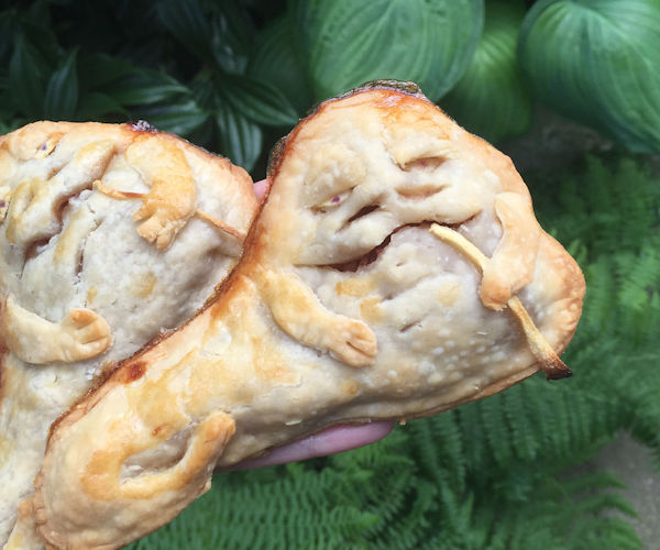 Jabba The Hutt Apple Turnovers