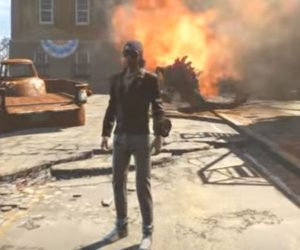 X-Men: Quicksilver Plays Fallout 4