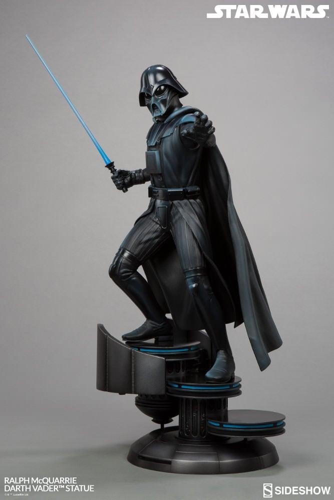 Sideshow Ralph McQuarrie Darth Vader Statue