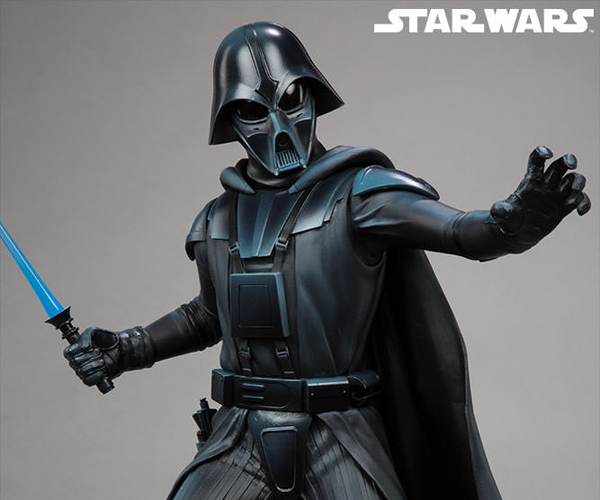 Sideshow Ralph McQuarrie Darth Vader Statue