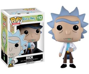 Rick and Morty Funko Pops
