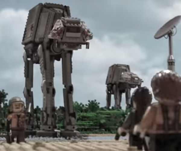 Rogue One: A Star Wars Story in LEGO