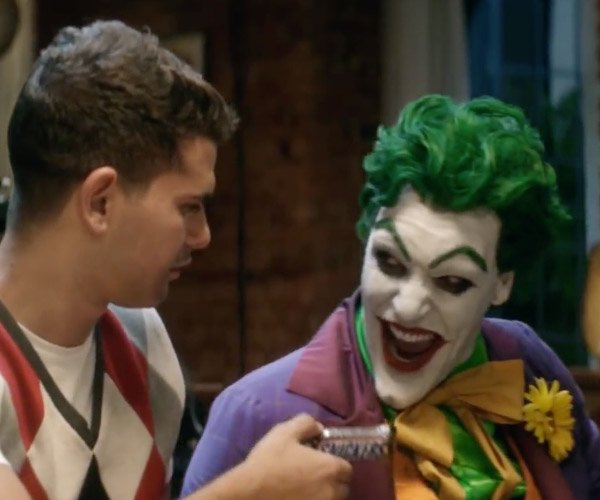 Awesome Arabian Snickers Commercial Features The Joker