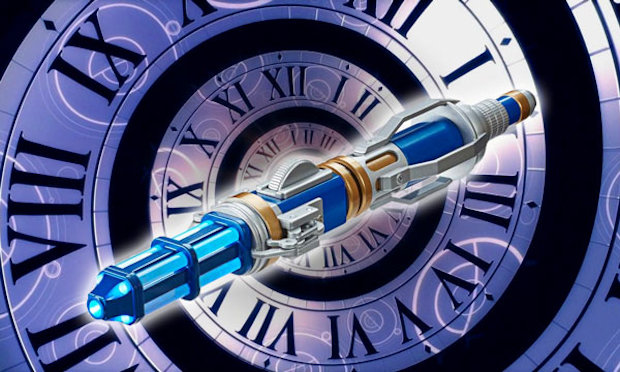 12th Doctor's Sonic Screwdriver Replica